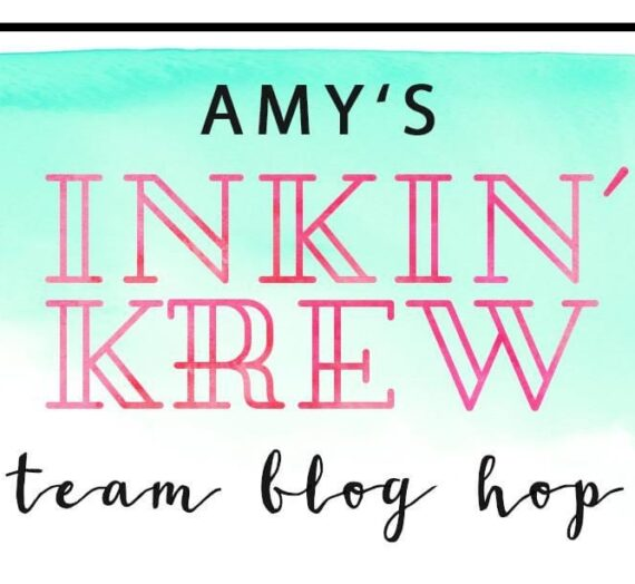 Stampin' Up! Lovely You Valentine for Inkin' Krew Blog Hop